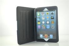 Custom design genuine leather case for ipad mini for ipad air 2
