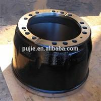 Brake drum/sand casting brake drum/light truck brake drum