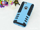 Newest Protector Mobile Phone Cover For Apple iPhone 6 Rocket Hybrid Cover Azure Purple Gold Black White Red