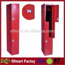 z shape metal locker