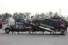 Dongfeng 4*2 en carretera de reparación de camiones