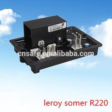 Leroy somer Generator AVR Voltage Regulator R220