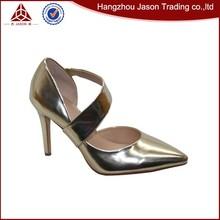 Beautiful elegant high heel sexy women shoes