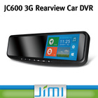 Newest New Low price Android, view GPS navigation Bluetooth Wifi 3g car dvr with gps tracker JC600