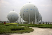 High quality S316/S316L stainless steel spherical tank made by a leading manufacturer