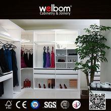 Professional Factory Made Top End Elegant Closets Design Modern Wood
