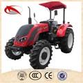 Qln 130hp agricultura de cuatro ruedas maquinaria granja iseki tractor
