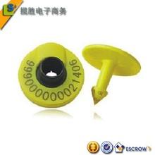Passive RFID cattle Ear TagPassive RFID cattle Ear Tag