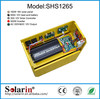 High quality CE ROHS solar dc ac 50hz 2kw foldable solar battery charger kit