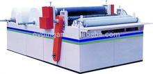 Jumbol roll to make small roll toilet tissue paper making machine/paper rewinding machine
