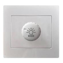--U120 1g fan speed controller european1 gang surface wall socket