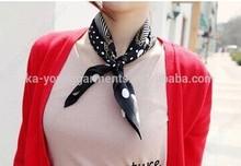 ladies fashion silk scarf/head scarf/