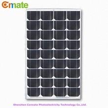 100% TUV Standard High Quality 215W export solar panel in Shenzhen