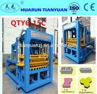 QTY6-15C interlocking brick machine, interlocking brick machines , interlocking bricks machine