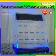 Modern Style Customized Glass Display Cabinet with led light