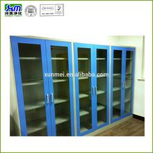 double door cupboard steel laboratory furniture