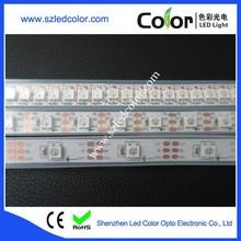 apa104 ws2812b built in ic DC5v digital strip 30 60 72 144 led per meter
