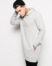 OEM plain mens tall hoodies with side zip