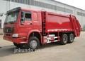 sinotruk howo 20m3 capacidade de caminhãodelixo