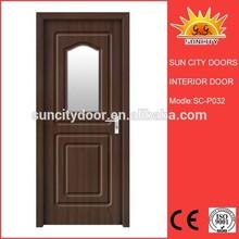 China manufacturer european internal MDF door SC-P032
