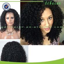 "how shine hair wig in qingdao libeier curly human hair wigs for black women 6"" curly human hair wig"