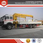 8 ton truck crane for sale