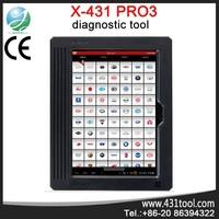 2014 Newly hot sale LAUNCH X-431 PRO3 peugeot planet automotive diagnostic scanner multimarca tools