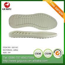 White color casual rubber shoe sole for men