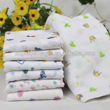 100% Organic Cotton Baby Muslin Blanket