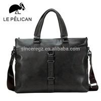 Real leather wholesale handbag for men 12SC-0095