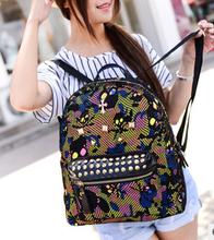 Trendy lady nice fashion skull shoulder bags 2015 China wholesale fashion bag