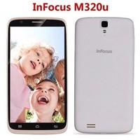 Original InFocus M320u 5.5'' Android 4.2 MTK6592 Octa Core Mobile Phones 2GB+8GB Unlocked WCDMA GPS HD Smartphone Cell Phone