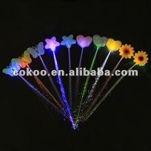 Light-Up Flashing Hair Braid LED Extension Rave Blinking Hairpin Decoration