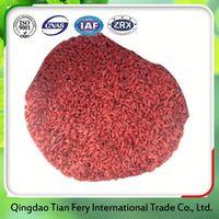 China Dried Food Red Goji Berry