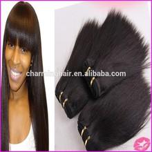 2015 fashion italian light yaki hair bundles coarse yaki straight hair weaves virgin malaysian yaki human hair extensions
