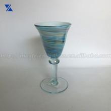 Bell Shaped Wine Stem Glass