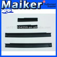 Maiker Jeep Wrangler Accessories ABS Door Sill for Jeep Wrangler Scuff Plate for Wrangler