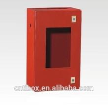 Professional certification-Plexiglass door wall mount enclosure/sheet steel/waterproof/dustproof