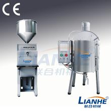 Lipstick filling machine, heating filling machine, honey filling machine