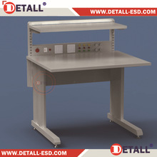 hot sale furniture basic folding table for electronic lab room