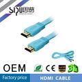 Venta al por mayor sipu producto cable hdmi cable plano de tablet pc con entrada hdmi ccs 1.5m 1.4v
