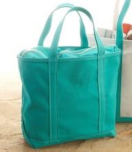 Plain Custom OEM Good Quality Tote Shopping Canvas Beach Bag