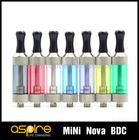 Stock!! Top salling dual coil Aspire mini vivi nova bdc atomizer,Huge vapor,Aspire mini vivi nova bdc