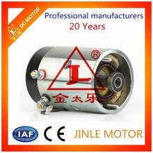 JINLE 24v dc motor for hydraulic pump