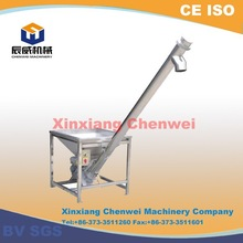 Stainless Steel auger flight machine small grain augers