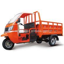 2015 Popular Three wheel motorcycle Cargo tricycle 250cc bajaj auto rickshaw parts with cheap price