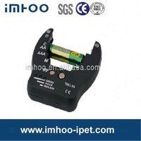 3 LED lamps indicates Battery Tester (CE)BT-10 electric bike digital battery meter
