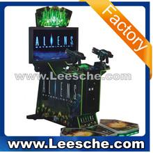 LSSM-002 arcade shooting game machine/video temple run 2 game/mini table basketball game