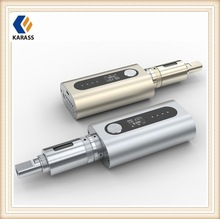 New product 2015 Alibaba China Karass electronic cigarette iCoopa S1 touch panel mechanical mod huge vapor