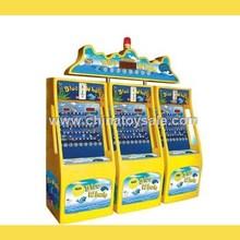 Attractive Three Cheap Blue Whale game machine H46-68